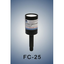 Charcoal cartridge filter (exhaust filter)  25 gramms  (validity: 3 months)