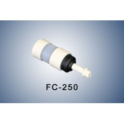 "Charcoal cartridge (exhaust filter)  250 gramms  for barrel with thread size 2""Mauser (BCS 70x6)  (validity: 3 to 6 months)"