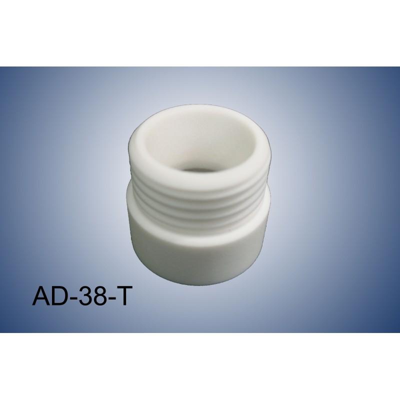 Thread Adapter Gl38 M To Gl45 F Ptfe Smart Caps