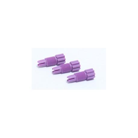 Raccord 1/8'' 2 en 1 Violet